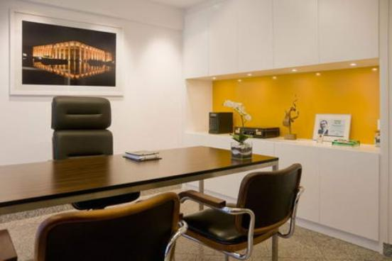 Best bankruptcy consultation ever scott bell law offices for Office cabin interior design images